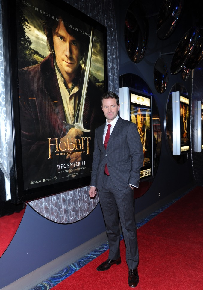 """The Hobbit: An Unexpected Journey"" - Canadian Premiere"