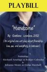 HandsomePlaybillLogoWattpadNov1712GratianaLovelace256x393
