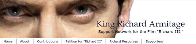 KingRichardArmitageWebSiteHeaderFeb0913