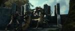 Elves fighting Orcs