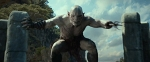 Azog prepares to fight Elves