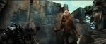 Tauriel fighting Orcs