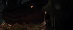 Smaug sees Bilbo