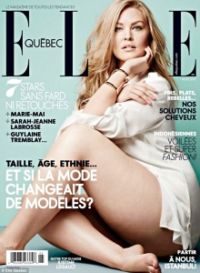 Elle Quebec-May-2013-cover-featuring-a-plus-size-model-punned-as-thighs-the-limit-Jun2713DailyMail-hi-res-shrp