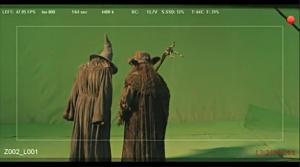 18-THDoS-Live-Event-Vlog--Gandalf-and-Radagast-Nov0413GratianaLovelaceCap