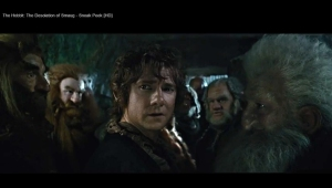 20-THDoS-SneakPeak-Dwarves-and-Bilbo-enter-Erebor-Nov0413GratianaLovelaceCap