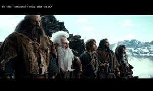 6-THDoS-SneakPeak--Dwarves-looking-upon-the-Desolation-of-Smaug-Nov0413GratianaLovelaceCap
