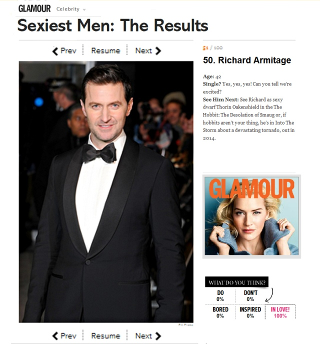 GLamours-Sexiest-Men-of 2013--RichardArmitage-at-#50_Jan0914Glamour