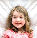 Lissa-on-pillows-recuperating-Jan0514MSOfcClipArt