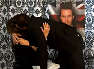 AnglophileChannelFavBrit2013ArtistInterviewPart1-2-RichardArmitage-Kiss-Mar0214GratianaLovelaceCap-crop