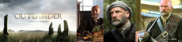 Outlander-logo-and-GrahamMcTavish-asDougalMacKenzie_Apr0114GratianaLovelace