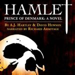 Hamlet the Novel audiobook cover art May1414ajhartleyFB