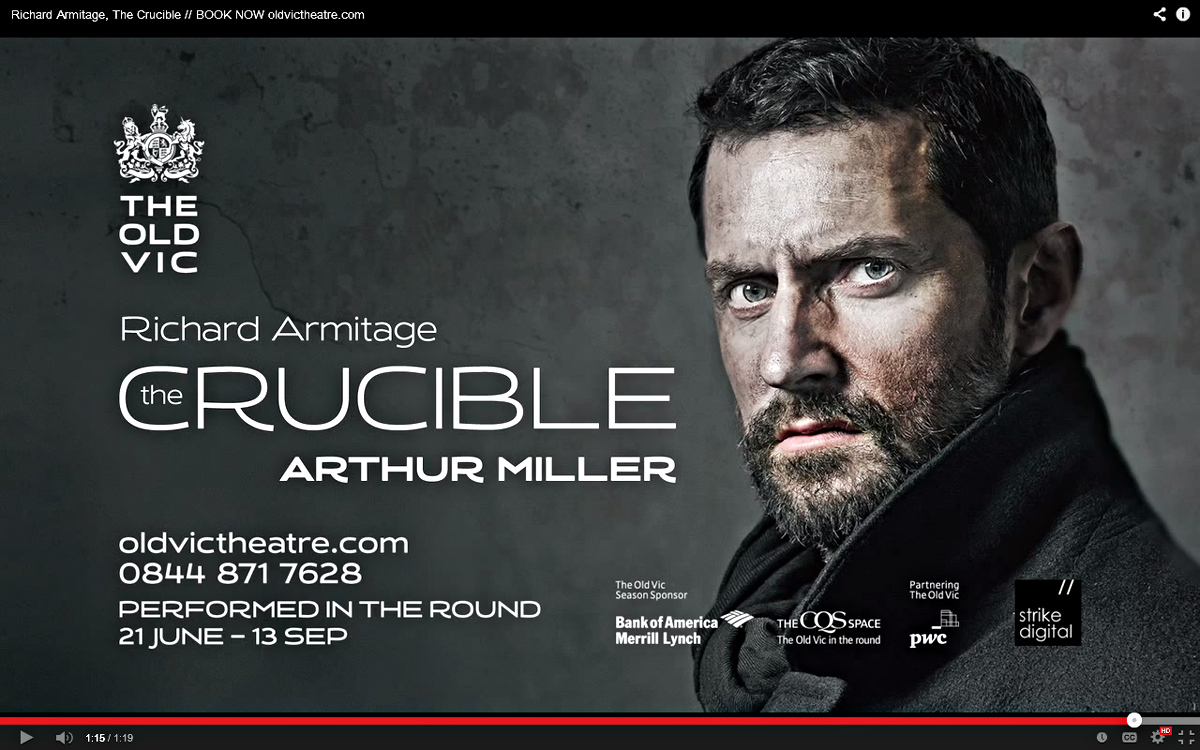What is the conflict between John Proctor and Reverend Parris in The Crucible?