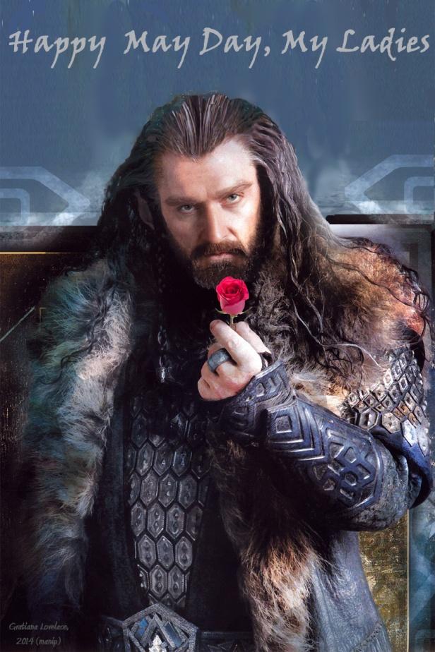 THAUJ-18-Thorin-key-HobbitCalendarApr3014ranet-mask-wRose-sized-HappyMayDay