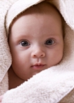 BabyGirlThorntonSwaddledinBlanketJun1214MSOfcClipArt-sized-crop-clr