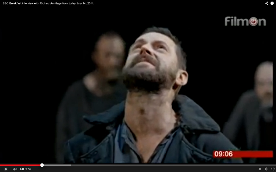 the portrayal of an ultimate hero played by john proctor in the crucible by arthur miller At the end of act four in arthur miller's allegorical tale, 'the crucible', the play reaches its final and conclusive climax john proctor is forced by his conscience, his reason and the.