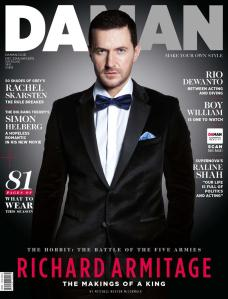 DAMAN-Magazine-Cover--withRichardArmitage_Nov2714ranet