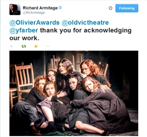2015--RCArmitage-thanks-forOlivierNominationSupport_Mar0915Graticap