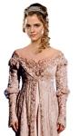LadyRoseinPinkVelvetGownCompositeOct0812cropbiggratianalovelace-Mar2215Rev-wTiara