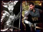 WarriorKingRichard3rdbyGiztheGunsliner-compared-toRAPilgrimageRole_Jun0815LadyMofGisborne