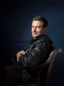 Richard Armitage of THE HOBBIT: AN UNEXPECTED JOURNEY poses for a portrait, on Wednesday, Dec. 5, 2012 in New York. (Photo by Victoria Will/Invision/AP)  Associated Press / Reporters