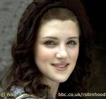 LadyAnne-smiling-isLucyGriffiths-asLadyMarian-inBBCsRobinHood_Jul0315fanpopcom-sized-hairmanip