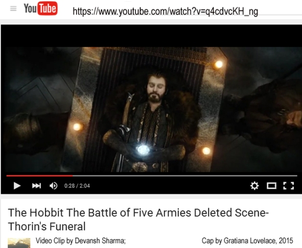 THBOTFA--Thorin-Funeral-Bier_DarvanshSharmaVideo_Nov1115GratianaLovelaceCap