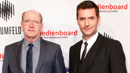 BERLIN, GERMANY - FEBRUARY 13: attends the Medienboard Berlin-Brandenburg Reception on February 13, 2016 in Berlin, Germany. (Photo by Isa Foltin/Getty Images for Medienboard Berlin-Brandenburg)