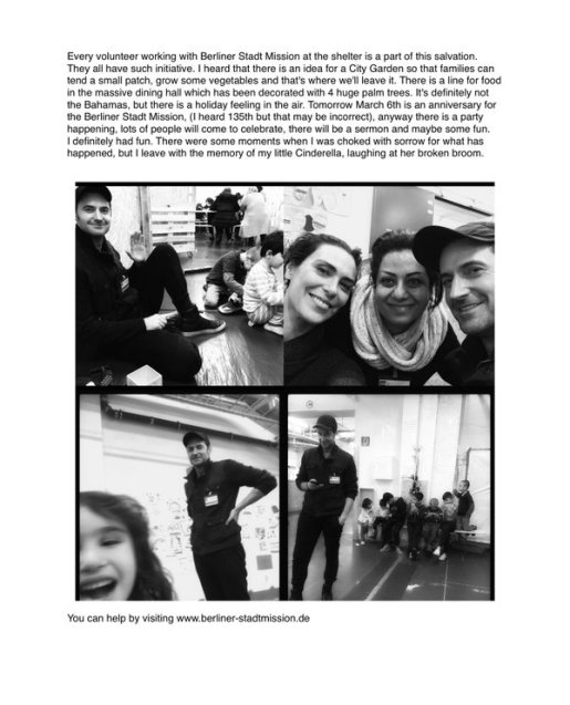 2016--RichardArmitage-MishkaForbes-&others-volunteering-atSpandau-refugee-camp_Mar0516RCAtweet