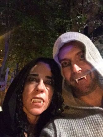 2015 Halloween in New York with Yael Farber