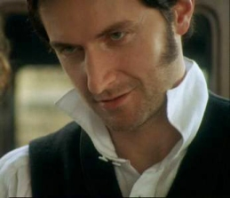 "2004 ""North & South"" as John Thornton in train station scene"