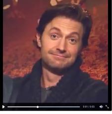2013? Hobbit DofS promo interview