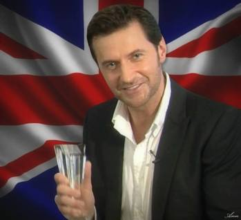 2014 with 2013 Fav Brit Award by The Anglophile Channel interview