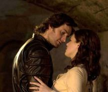 2007 as Sir Guy wooing Lady Marian portrayed by
