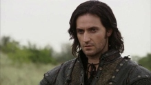 2009 as Sir Guy of Gisborne in leather