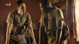 "2010 as Porter in ""Strikeback"" series 1 with Shaun Parkes"