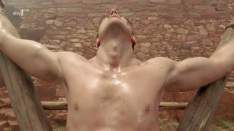 "2010--As John Porter not tanning in ""Strike Back"", series 1"