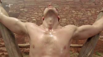 """2010--As John Porter not tanning in """"Strike Back"""", series 1"""