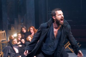 "2014 as John Proctor in ""The Crucib;e"""