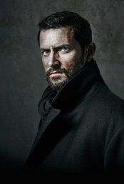 "2014 poster portrait as John Proctor in ""The Crucible"""