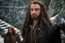 "2014 ""The Hobbit BOFA"" as Thorin Oakenshield"