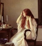 ladymadeline-at-hervanity-is-bywilliam-mcgregor-paxton-girl-combing-her-hair_nov2111paintingall_grati-sized-crl-crop-clr2