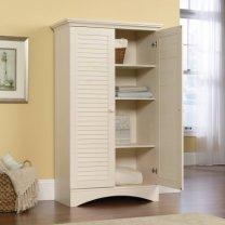 Sauder Harbor View kitchen storage cabinet