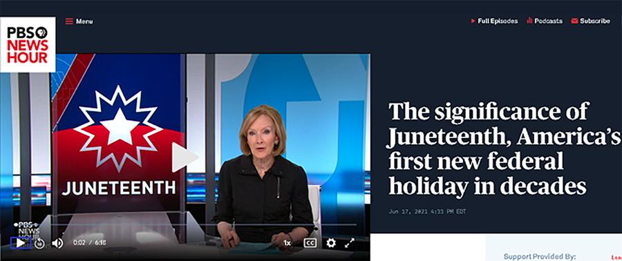 Juneteenth-Holiday-news-screenshot_June17-2021pbs-Grati-cap