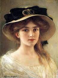 LadyEmilyCreightonCarlisle-is-of-aPortrait-of-aYoungGirl-byAlbertLynch_Apr25-2021Etsy